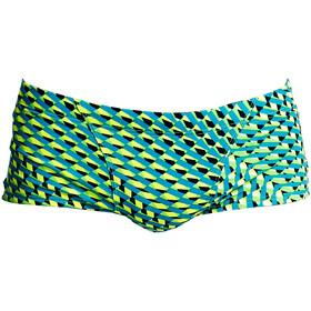 Funky Trunks Classic Spodenki kąpielowe Mężczyźni kolorowy